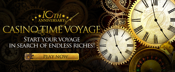 Casino Time Voyage - EN