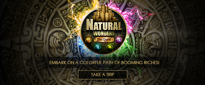 Natural Wonders -  The Quest EN (Pre Login)